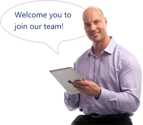 Welcome you to join our team!